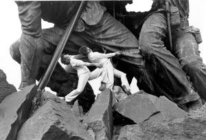 Iwo Jima  (1976)  with John Bailey, Brook Andrews, & Maida Withers